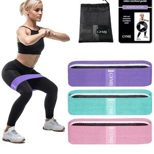 New in package 3 pack Gymbee resistance bands
